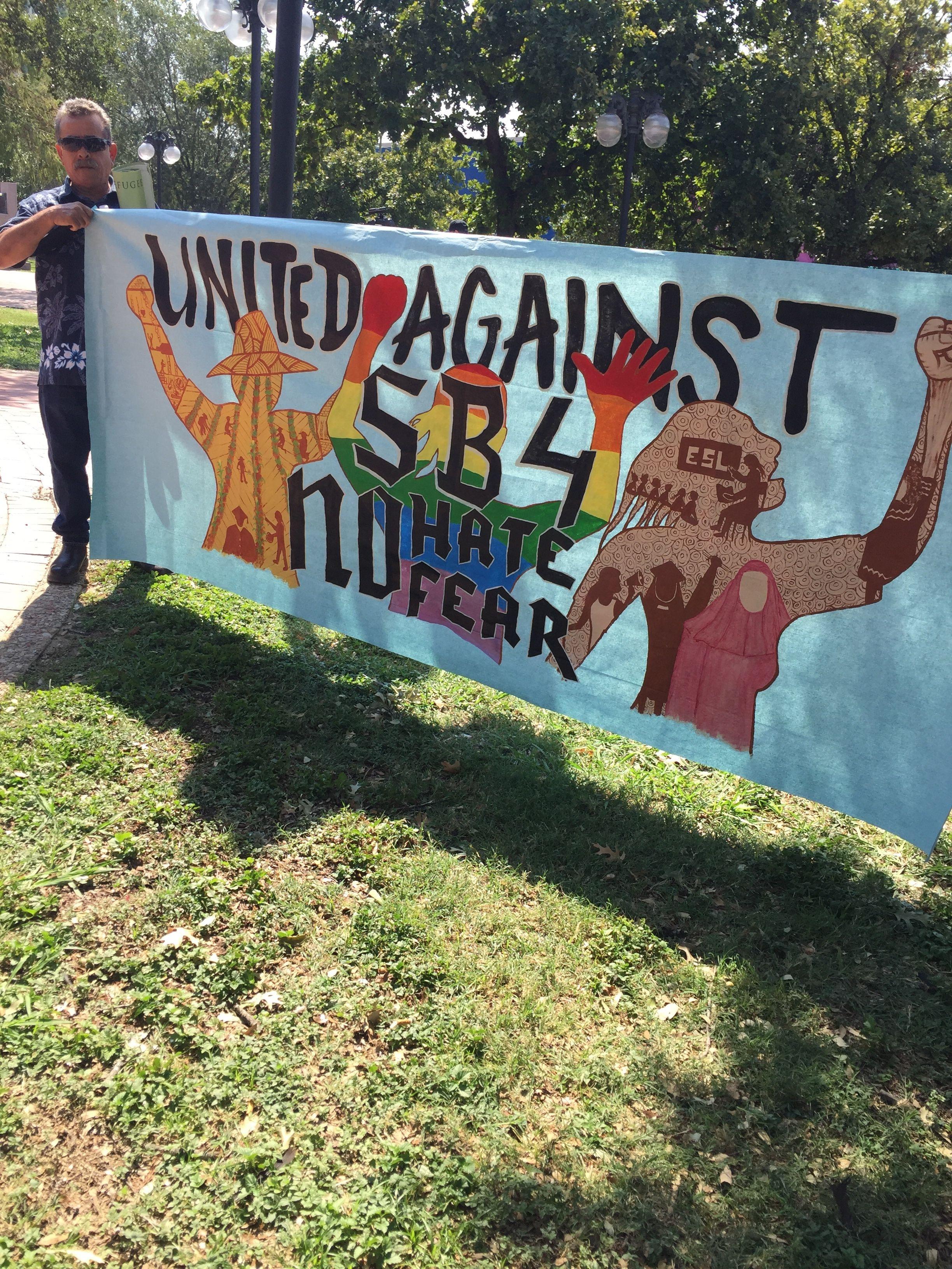 #Resist: San Antonio