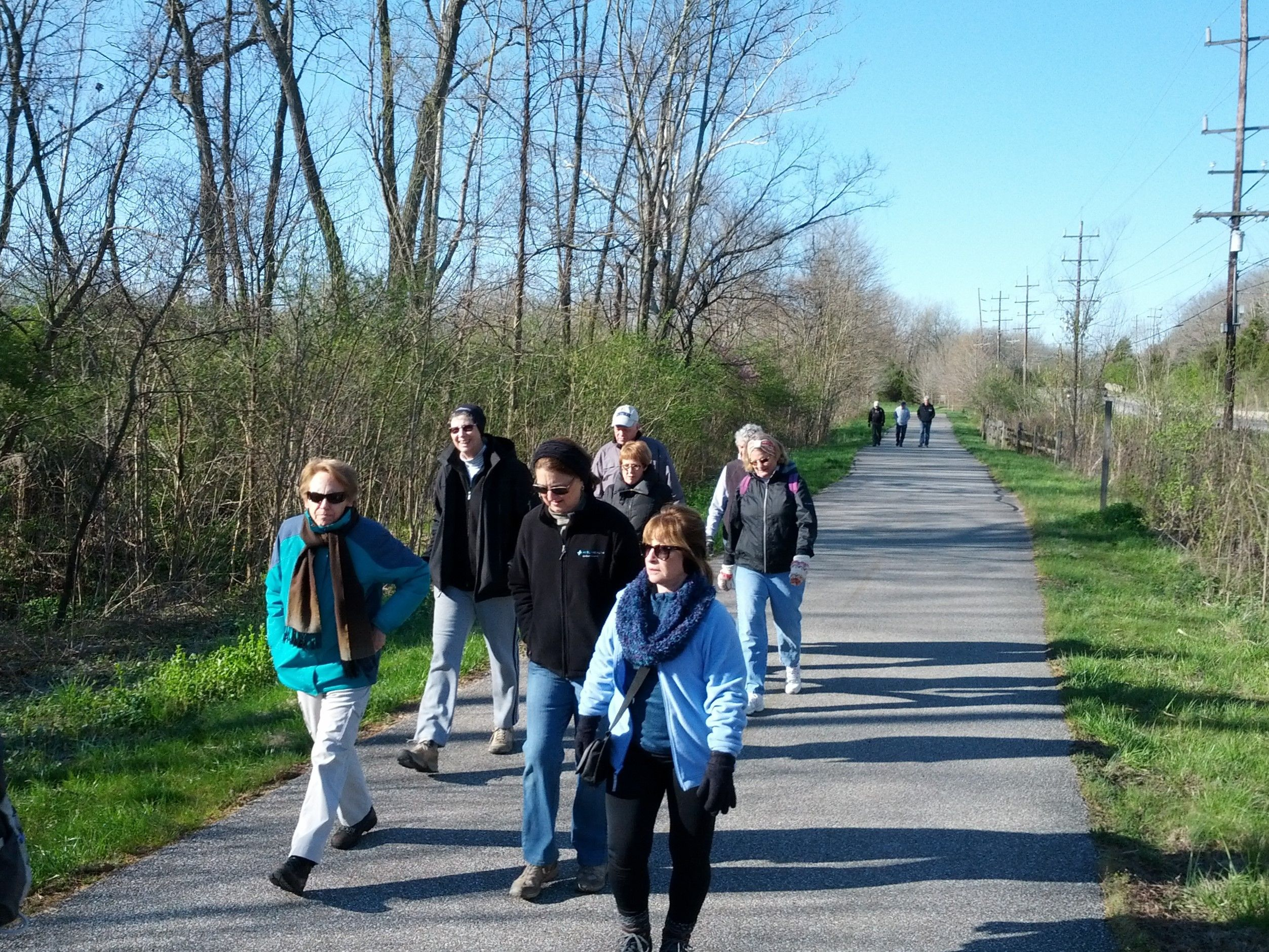 AMERICAN WALKERS' ASSOCIATION of Greater Cincinnati