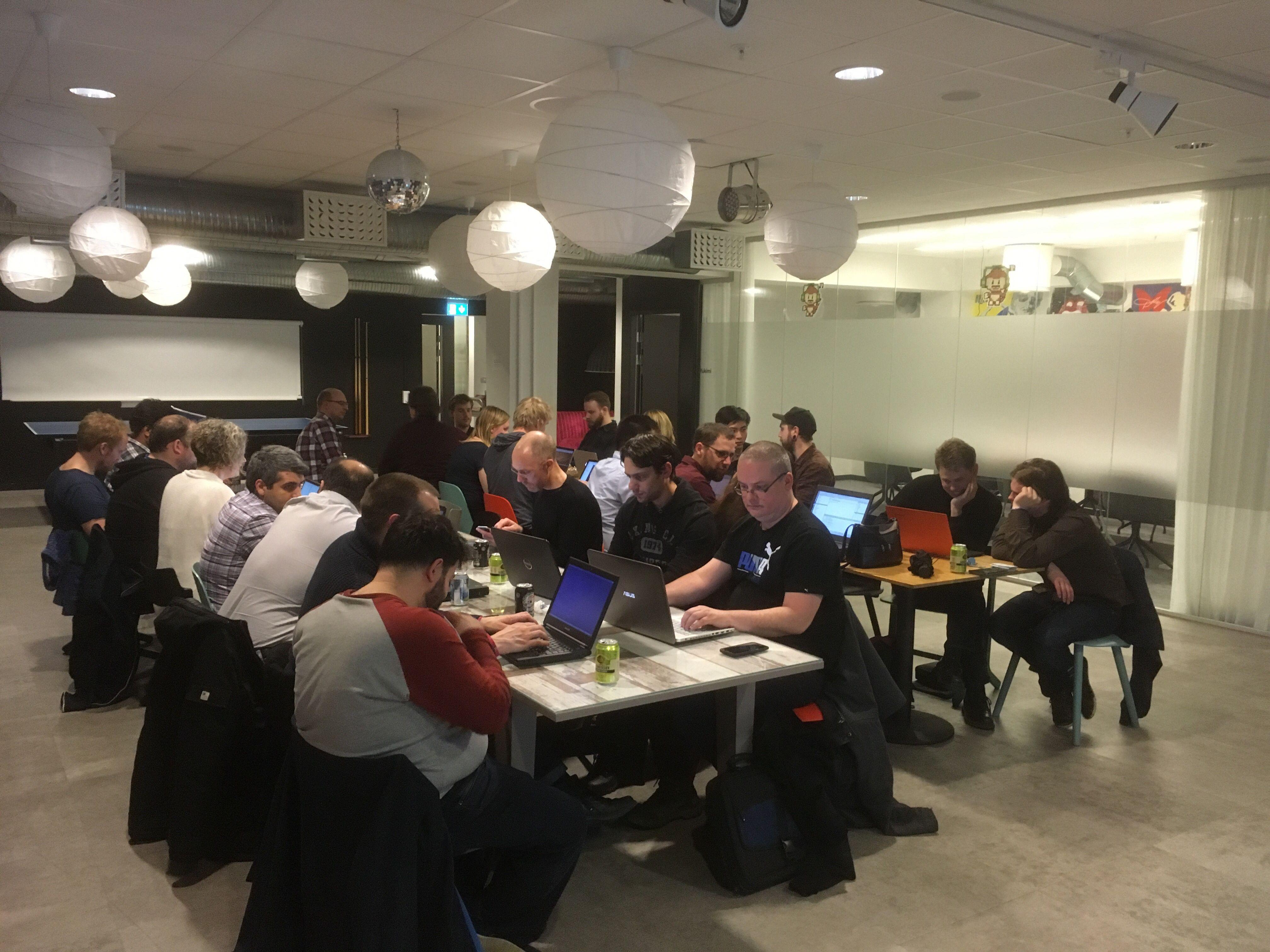gbgcpp - Gothenburg C++ Meetup