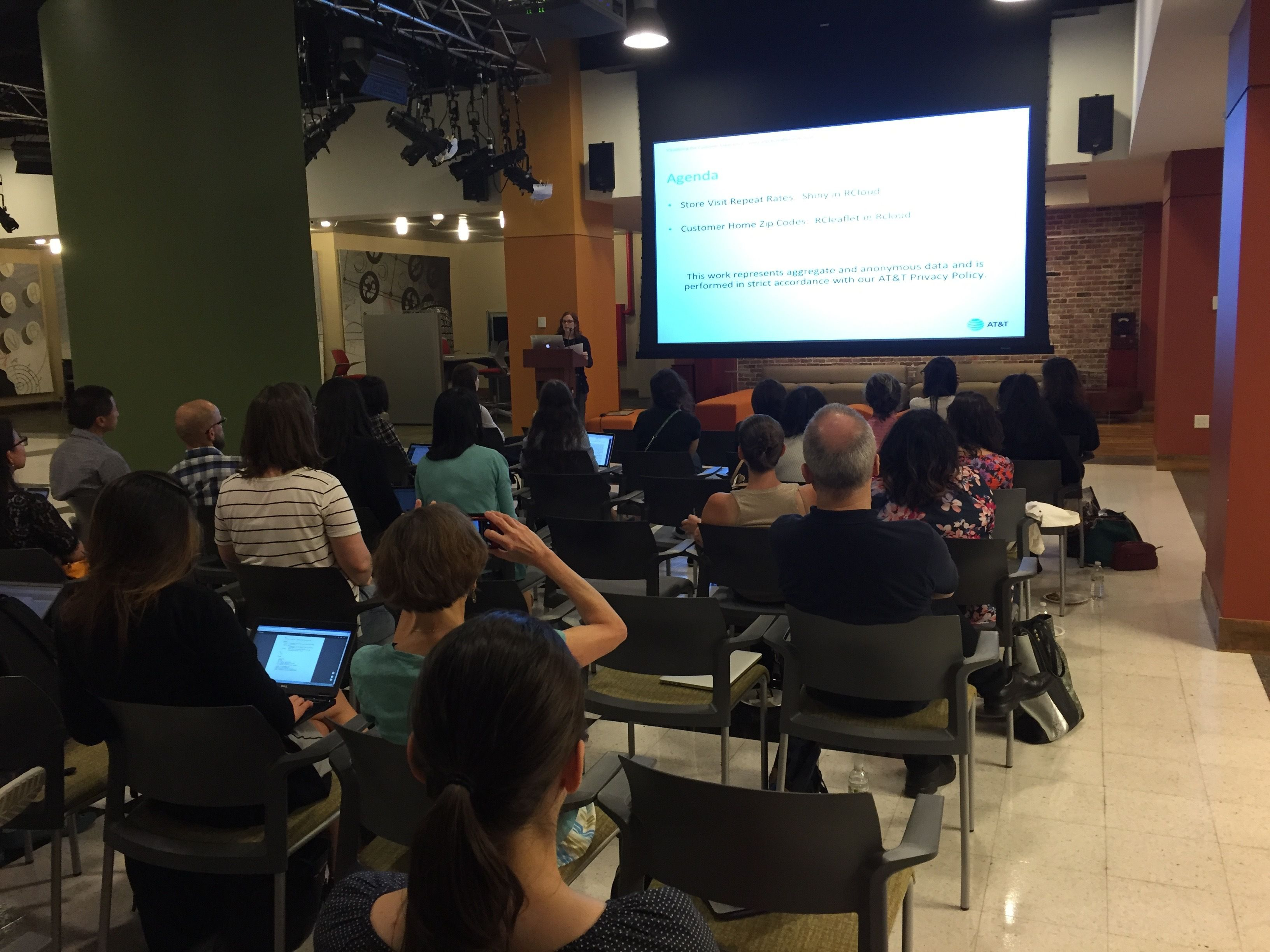 NYC Women in Machine Learning & Data Science