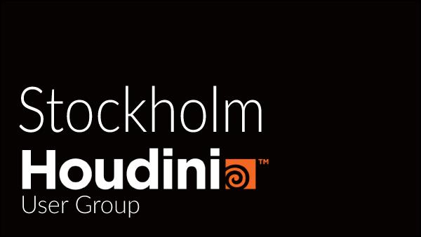 Stockholm Houdini User Group (STHUG)