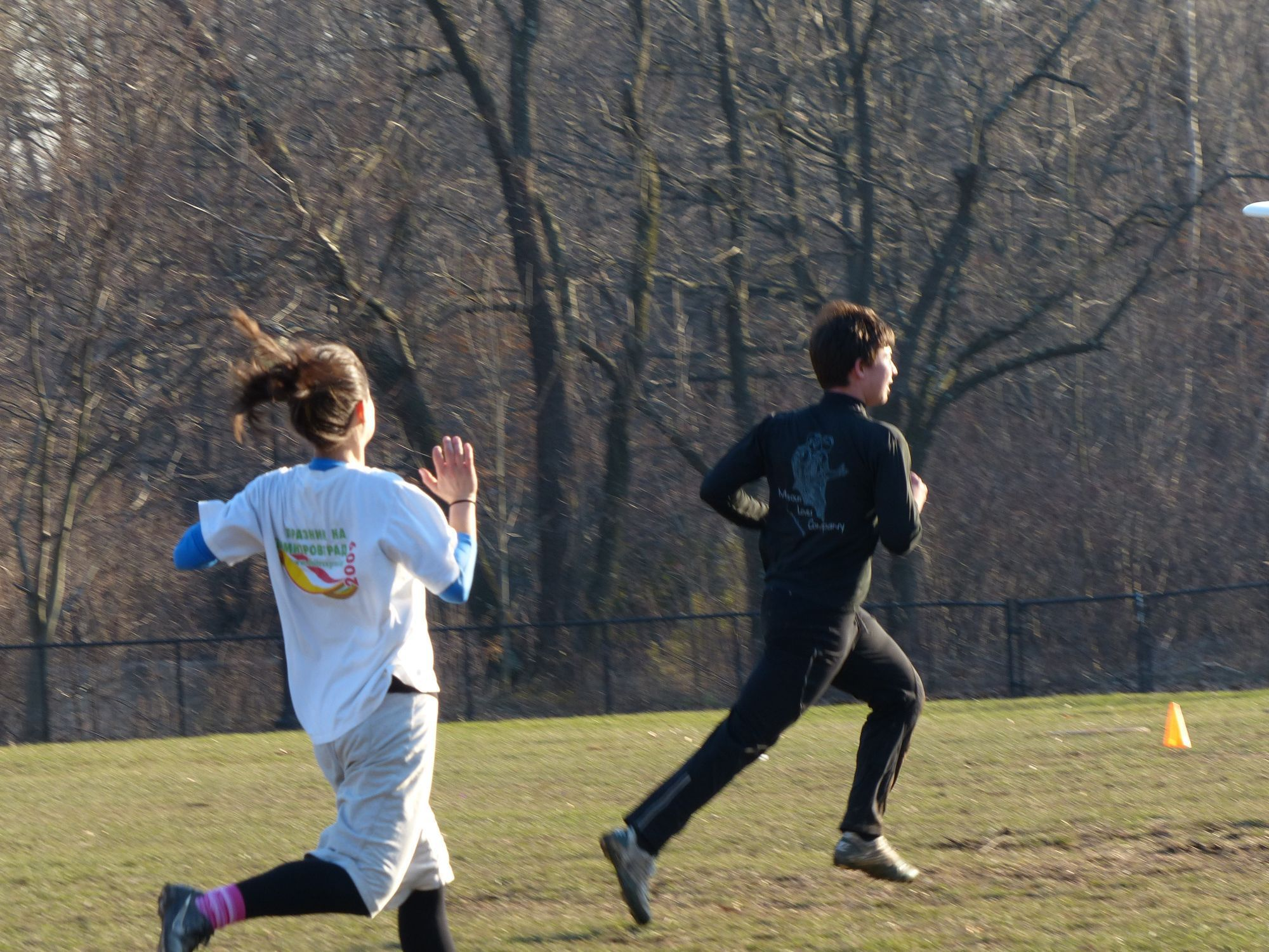 Brooklyn Ultimate Frisbee Pickup