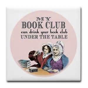 Books and Booze- Happy Hour Book Swap