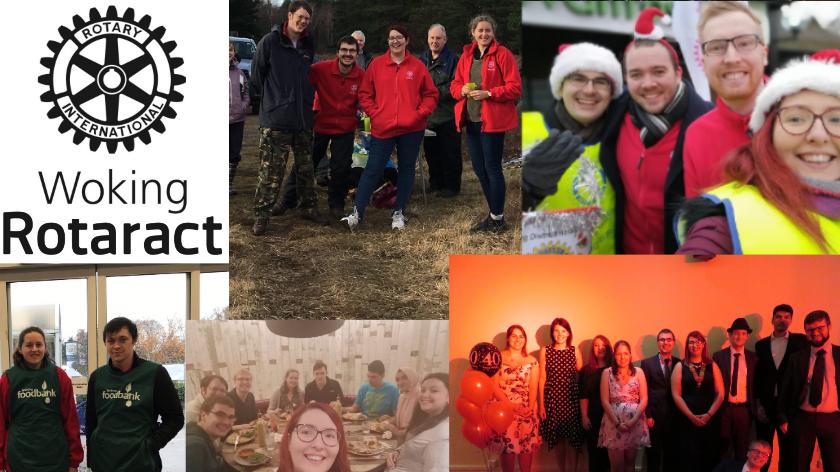 Woking Rotaract - A Social & Community Meetup