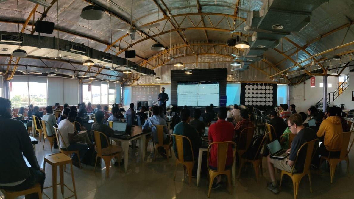Bangalore Deep Learning Club
