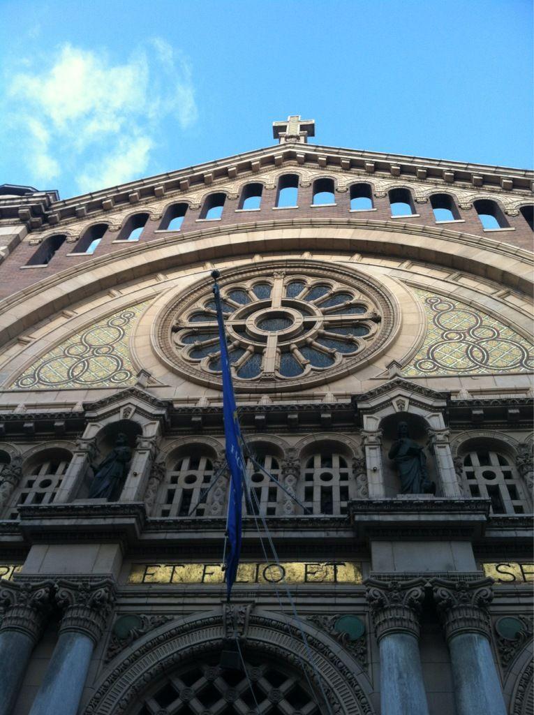 Holy Trinity Church - CRC - NYC