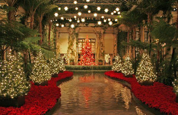 Longwood Gardens Christmas.Longwood Gardens A Photo Rich Site For All Seasons Longwood