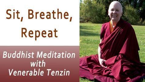 Sit, Breathe, Repeat - Buddhist Meditation | Meetup
