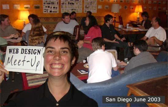 San Diego Web Designers Meetup Group