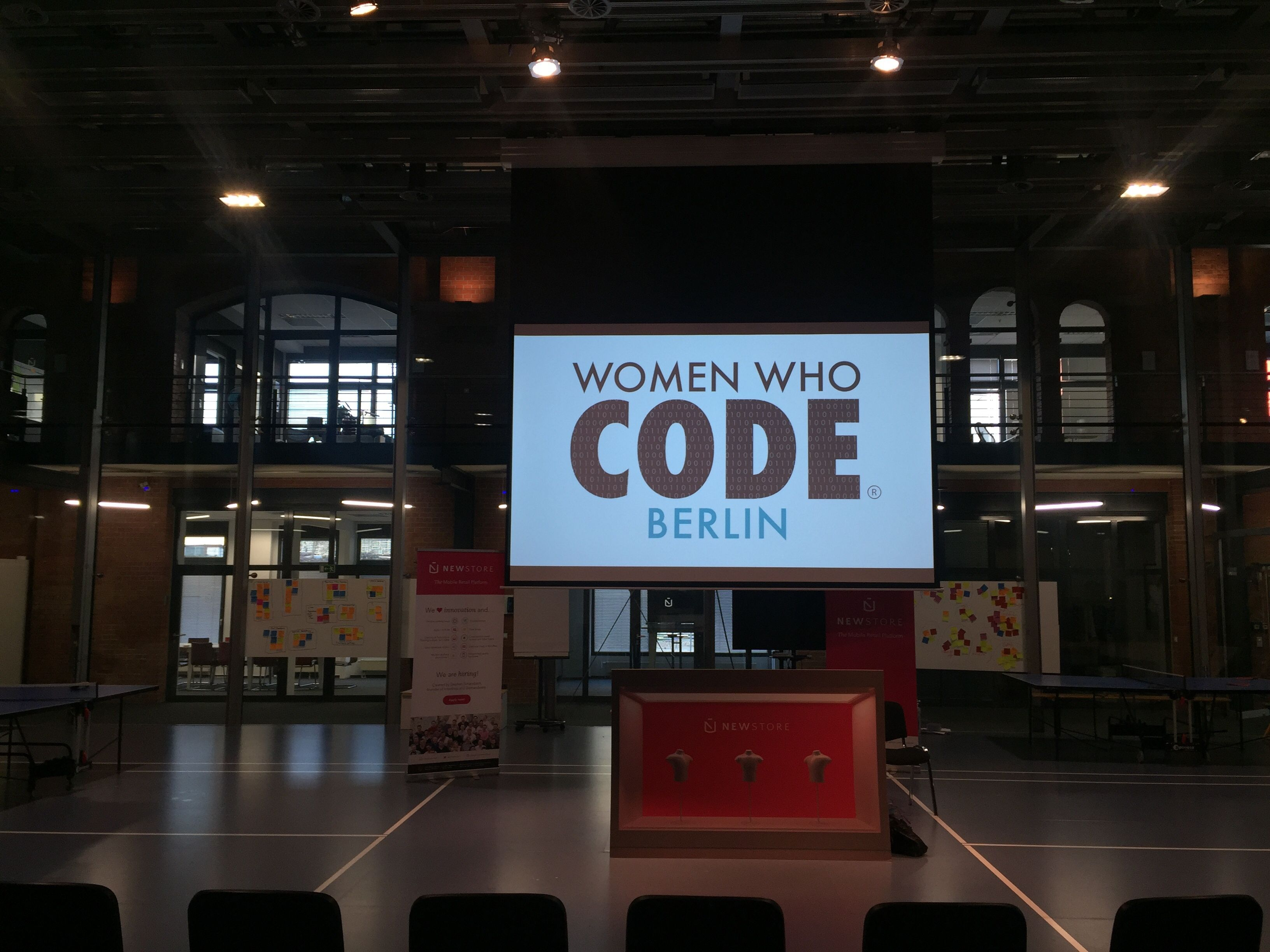 Women Who Code Berlin