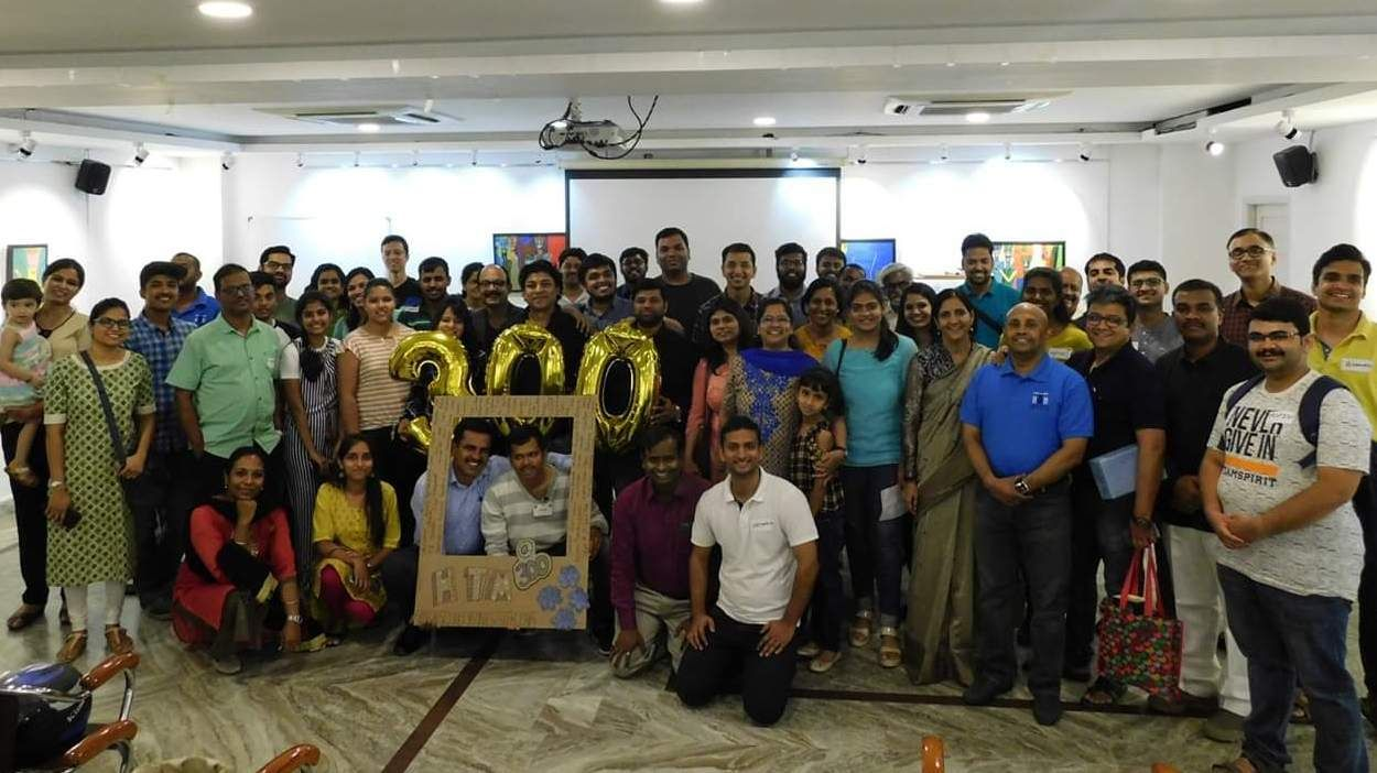 Hyderabad Toastmasters Meetup Group