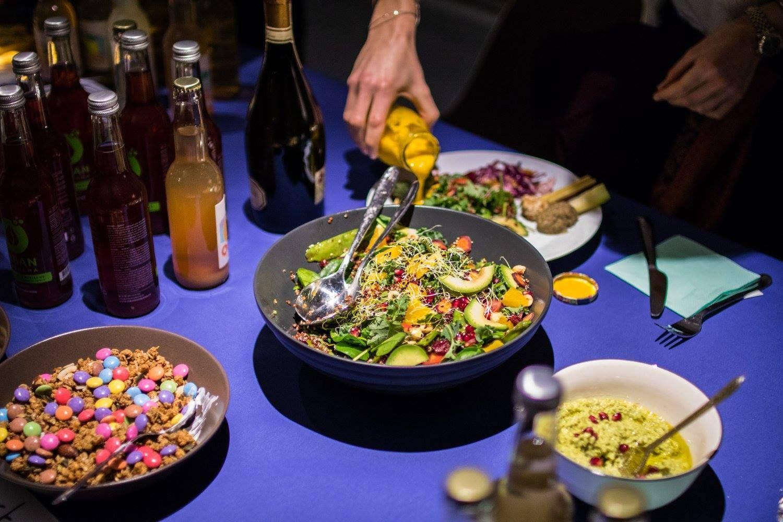 FoodPreneurs Lausanne: Helvetimart & Saveur PimenThé
