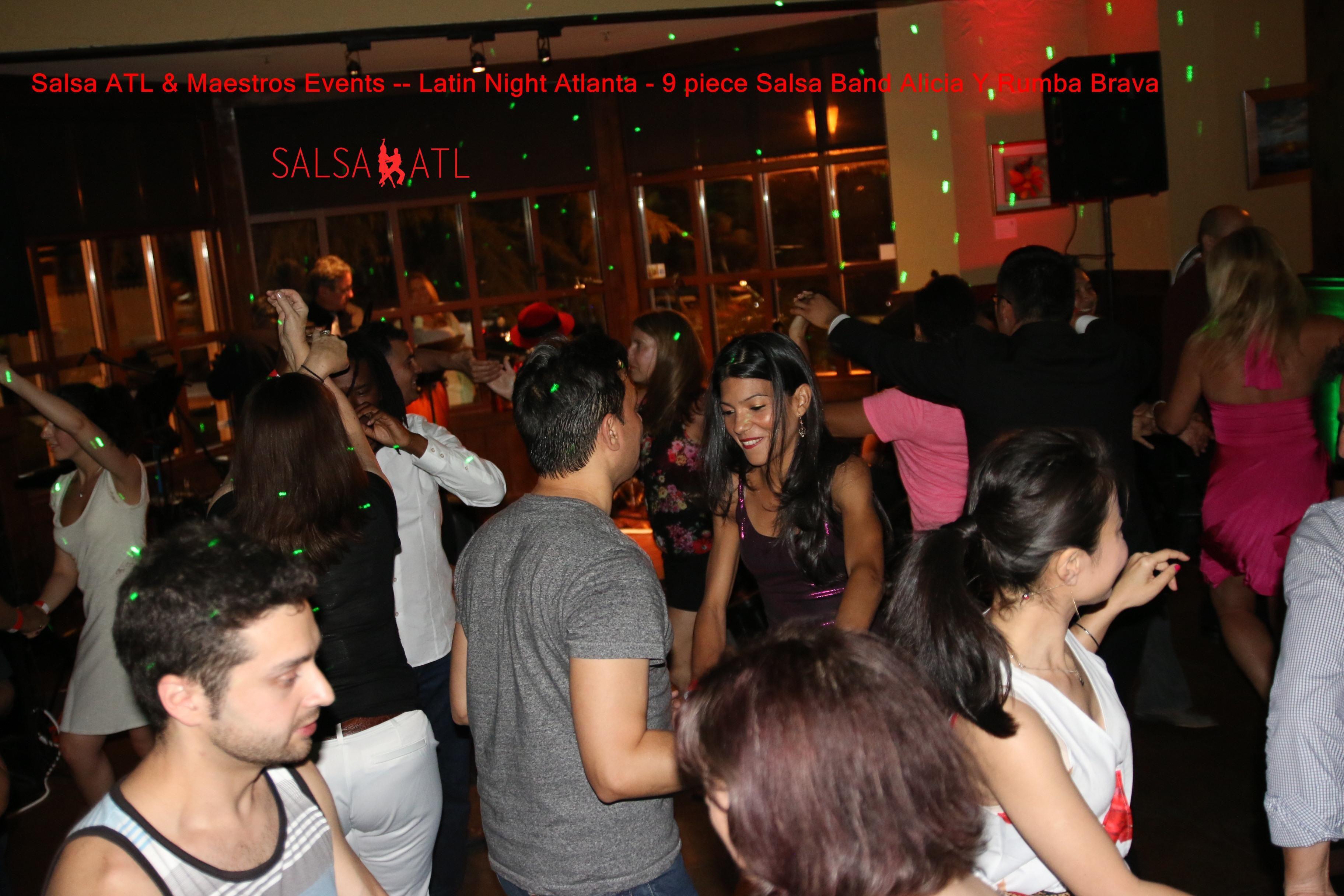 Viernes Tropicales - Latin Night Fridays @ Sanctuary Latin club