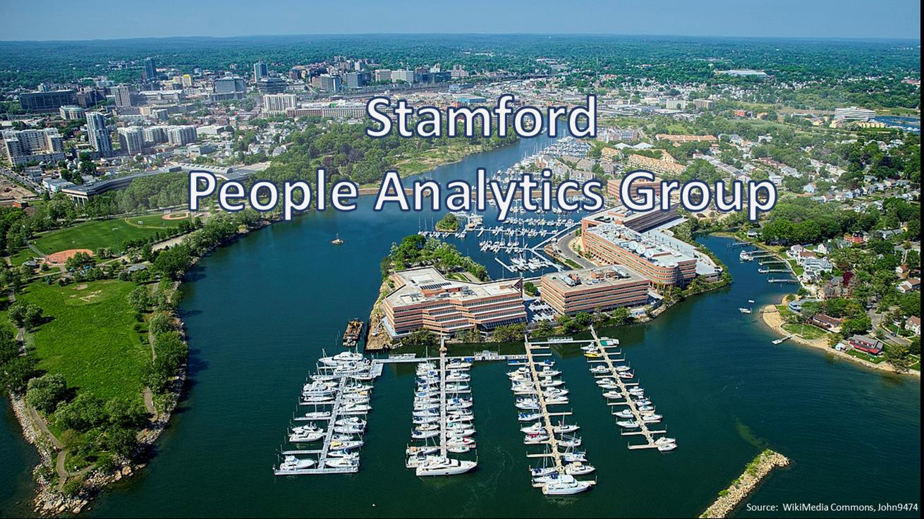 Stamford People Analytics Meetup