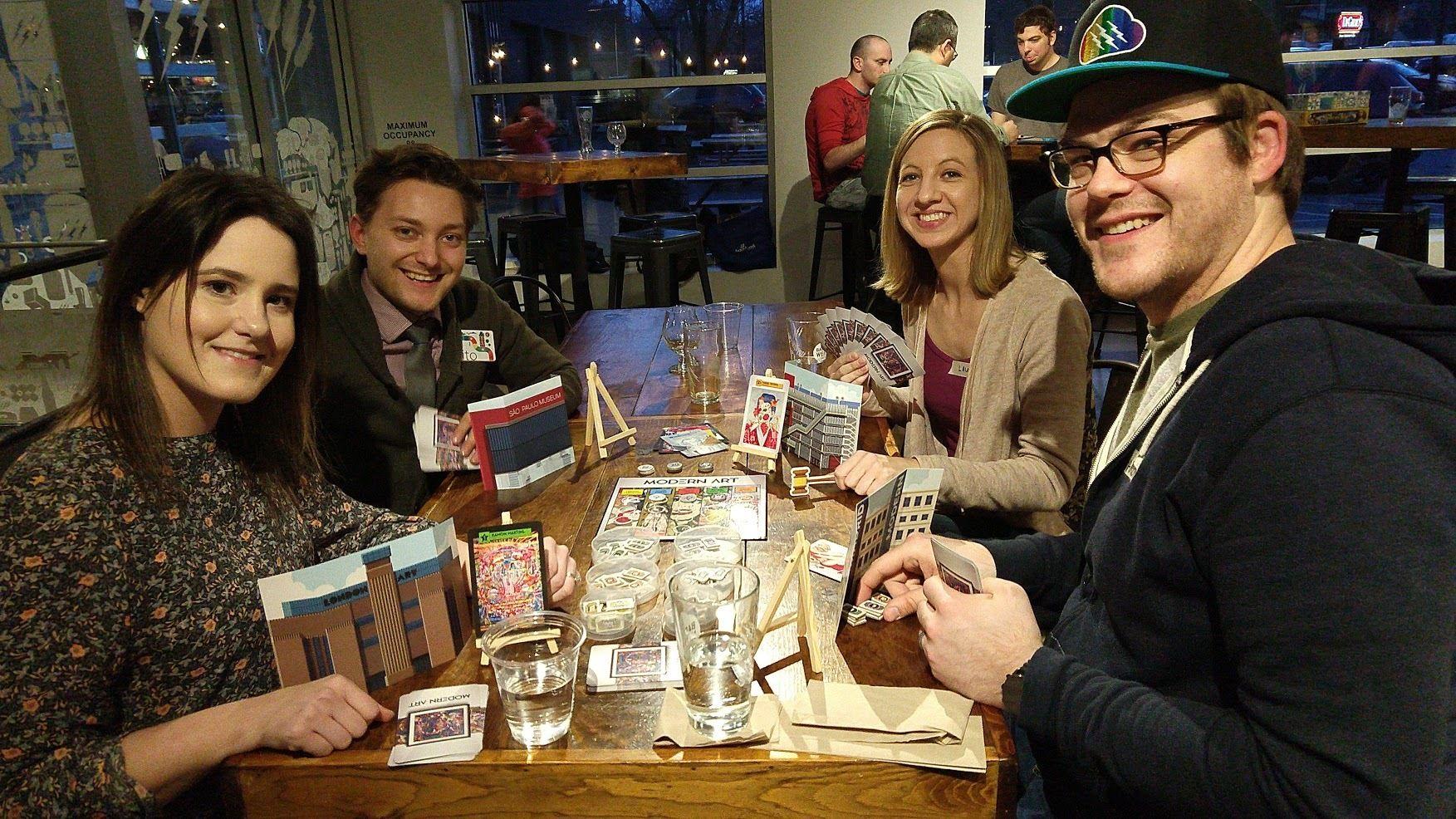 Saint Paul Board Game Group