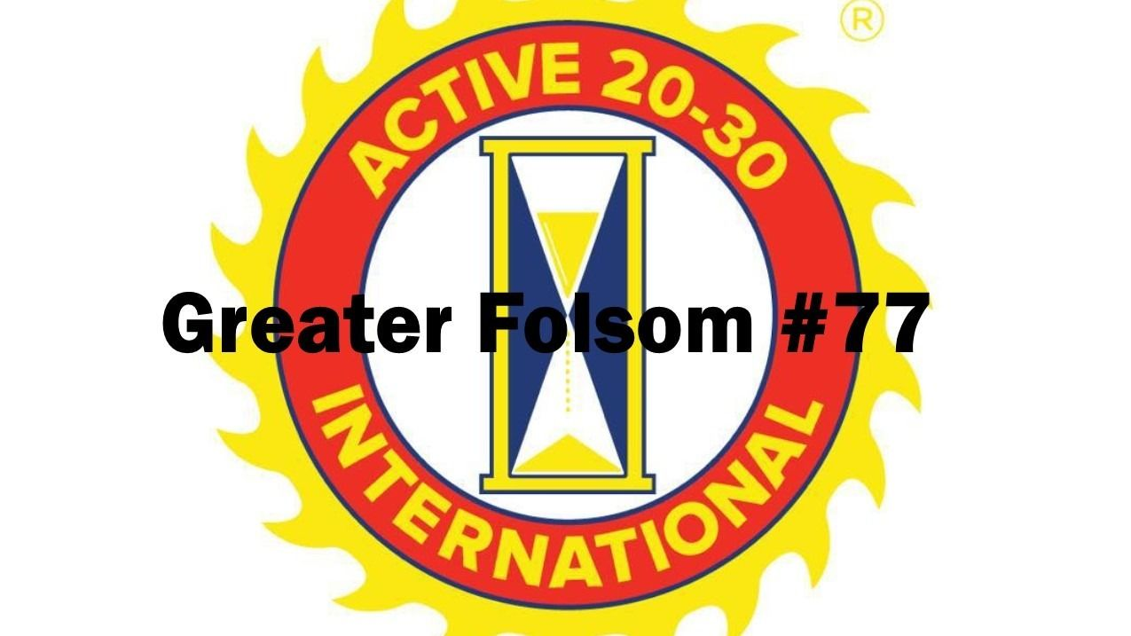 Active 20-30 Club of Greater Folsom
