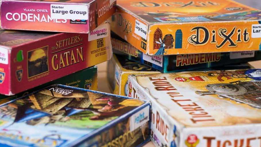 Chicago Board Games Meetup
