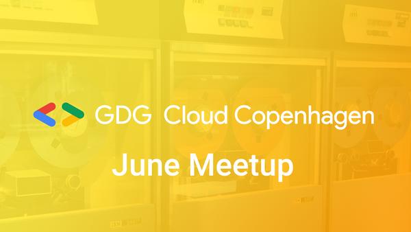 June Cloud meetup - Stream Processing & Tensorflow | Meetup