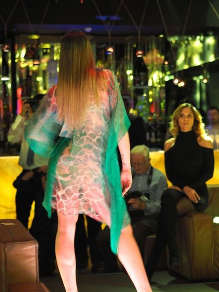 Modelesque Lingerie Show At The Attic Sky Bar Meetup