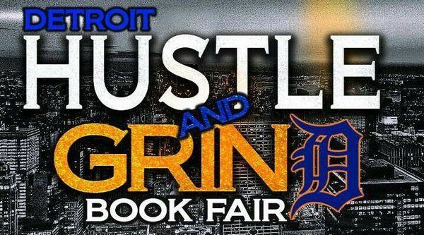 Image result for detroit hustle and grind book fair