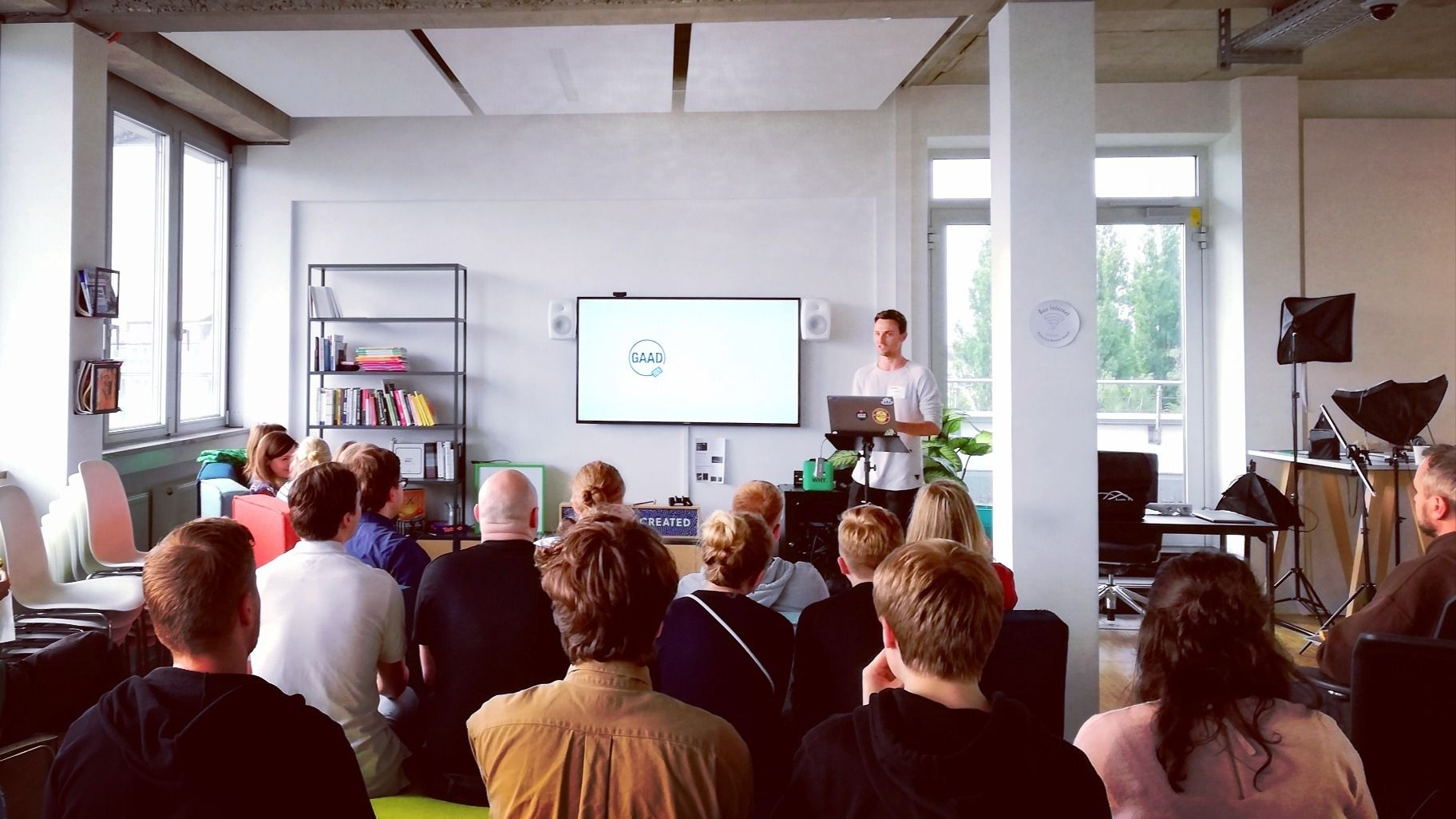Munich Accessibility Meetup
