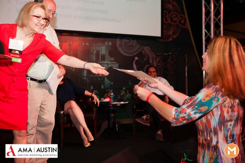 Austin Chapter - American Marketing Association (AMA)