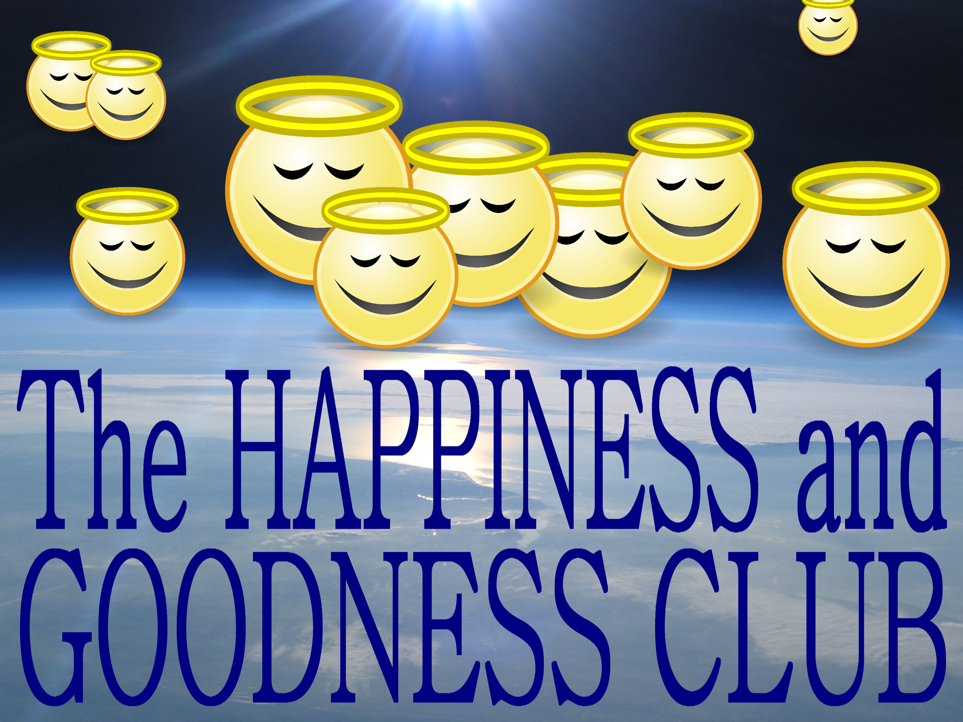The Happiness and Goodness Club - Manhattan and White Plains