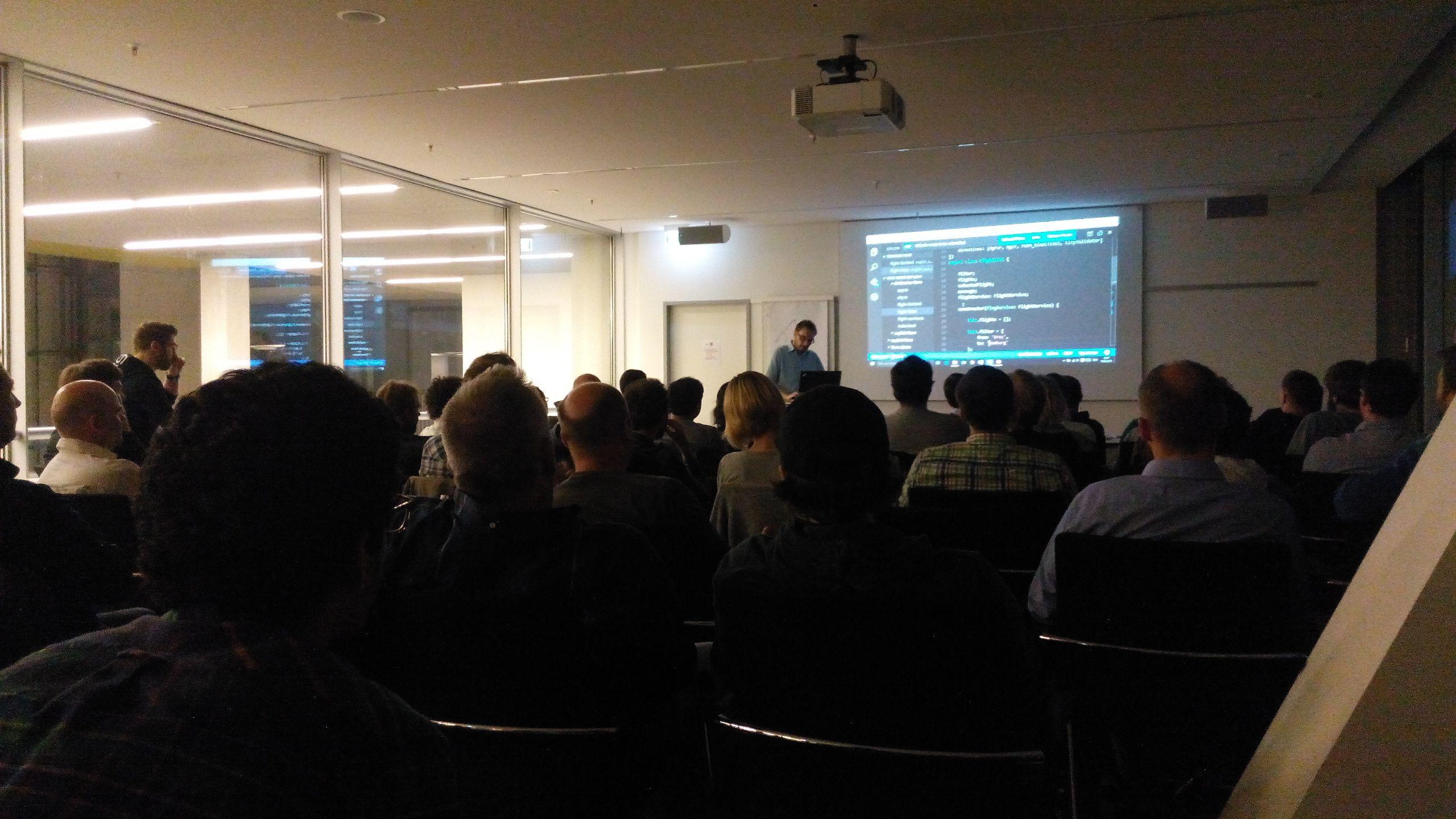 Angular Munich Meetup
