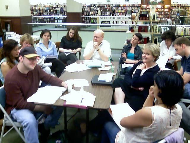 The Arlington Writers Meetup Group