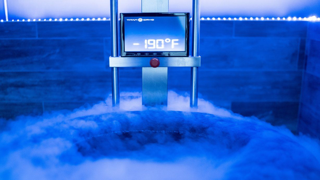 Immersion biohacking meet-up: cryohack