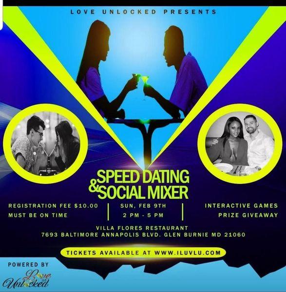 speed dating baltimore md postoji li mjesto za upoznavanje rockera