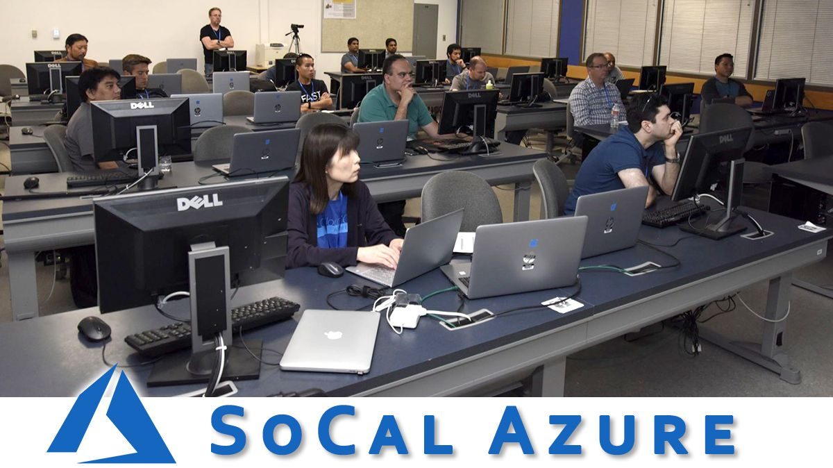SoCal Microsoft Azure User Group