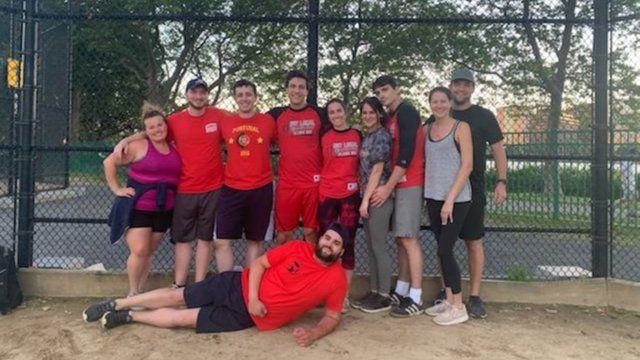 Wednesday Night Kickball League!