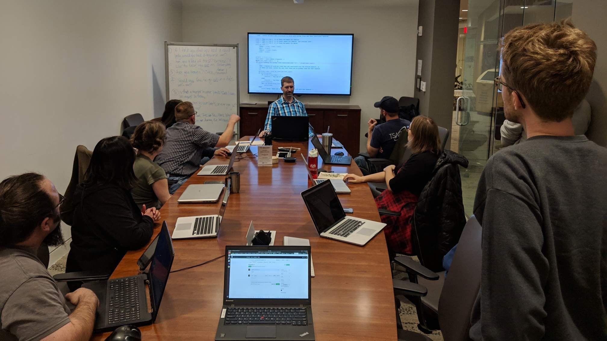 Google Developers Group Asheville