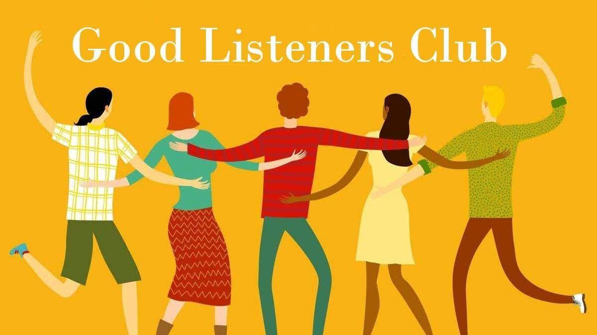 Good Listeners Club (GLC)