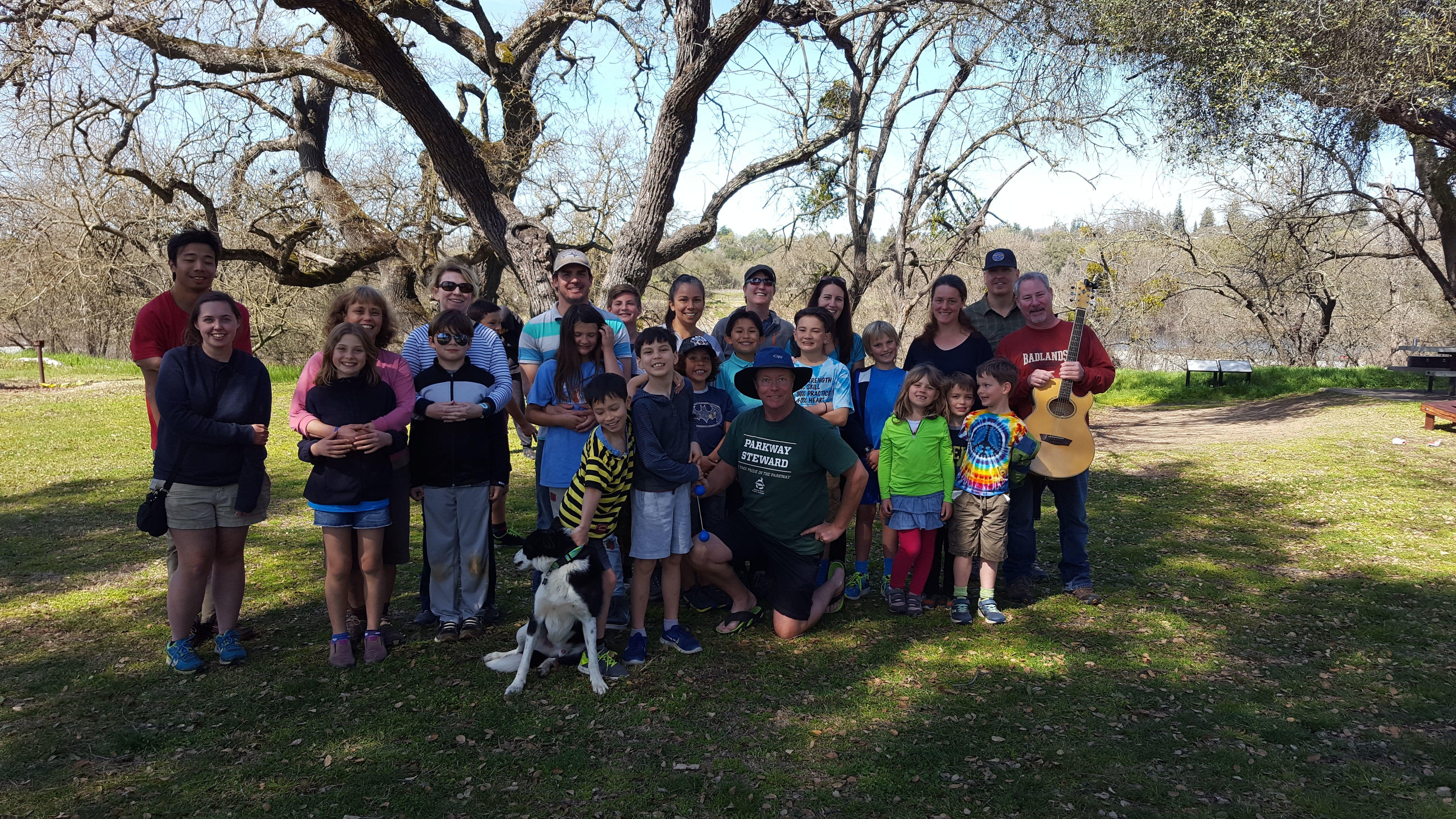 Sacramento Hikers with Kids