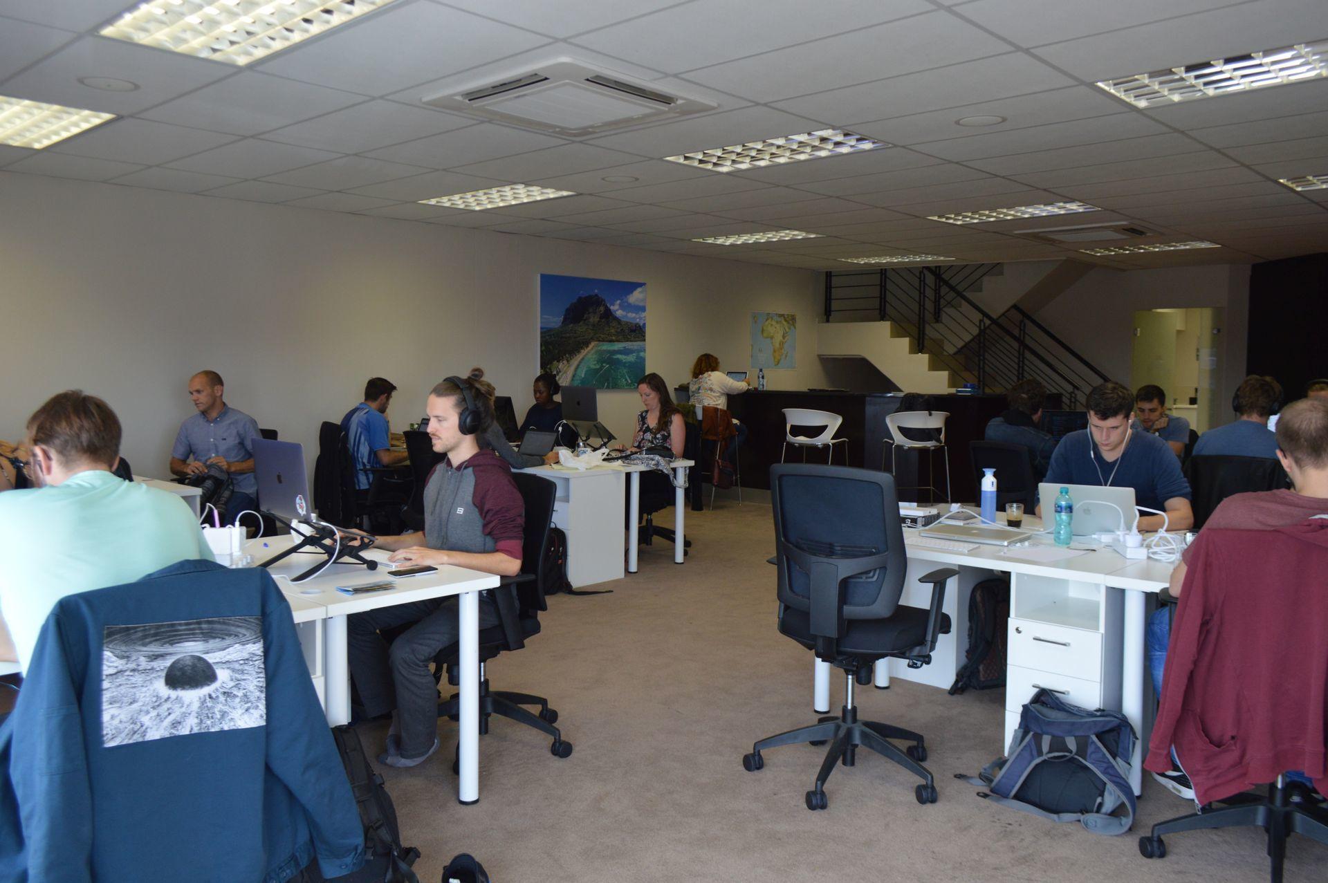 Coworking Entrepreneurs Blouberg