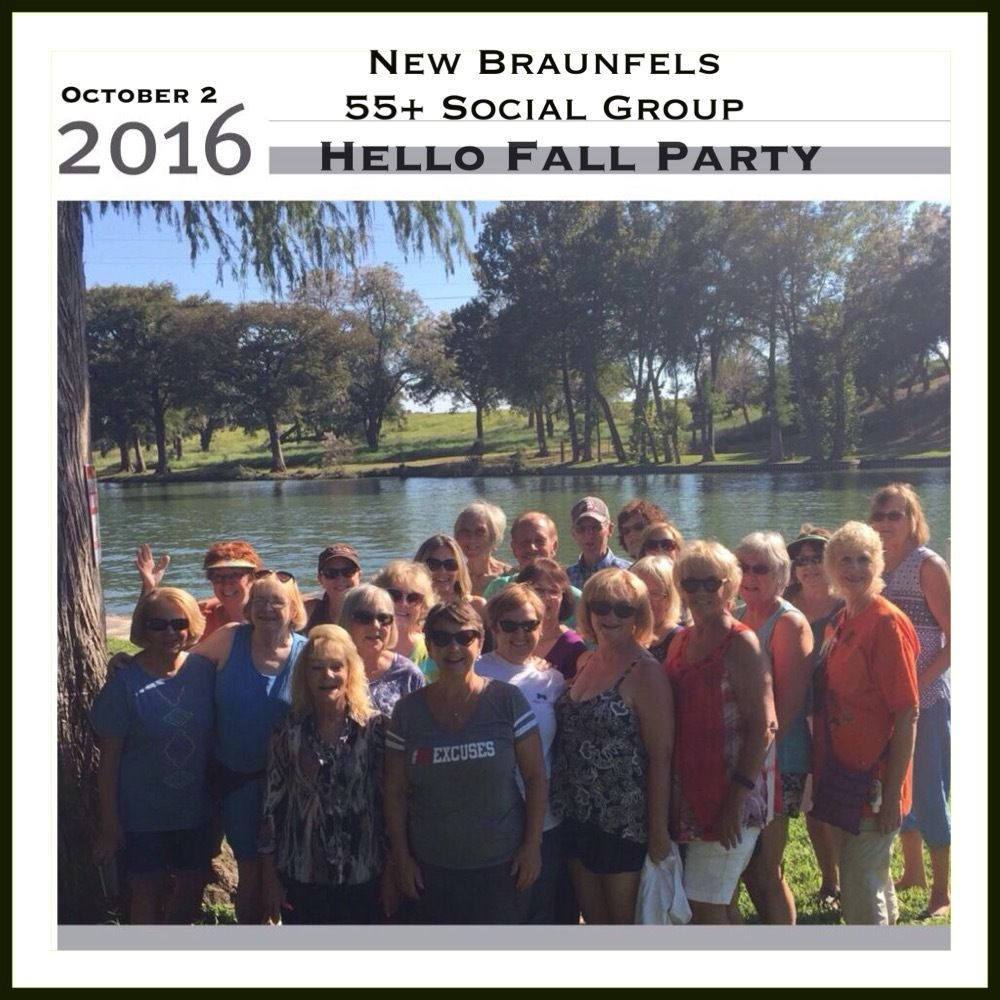 Singles groups in new braunfels
