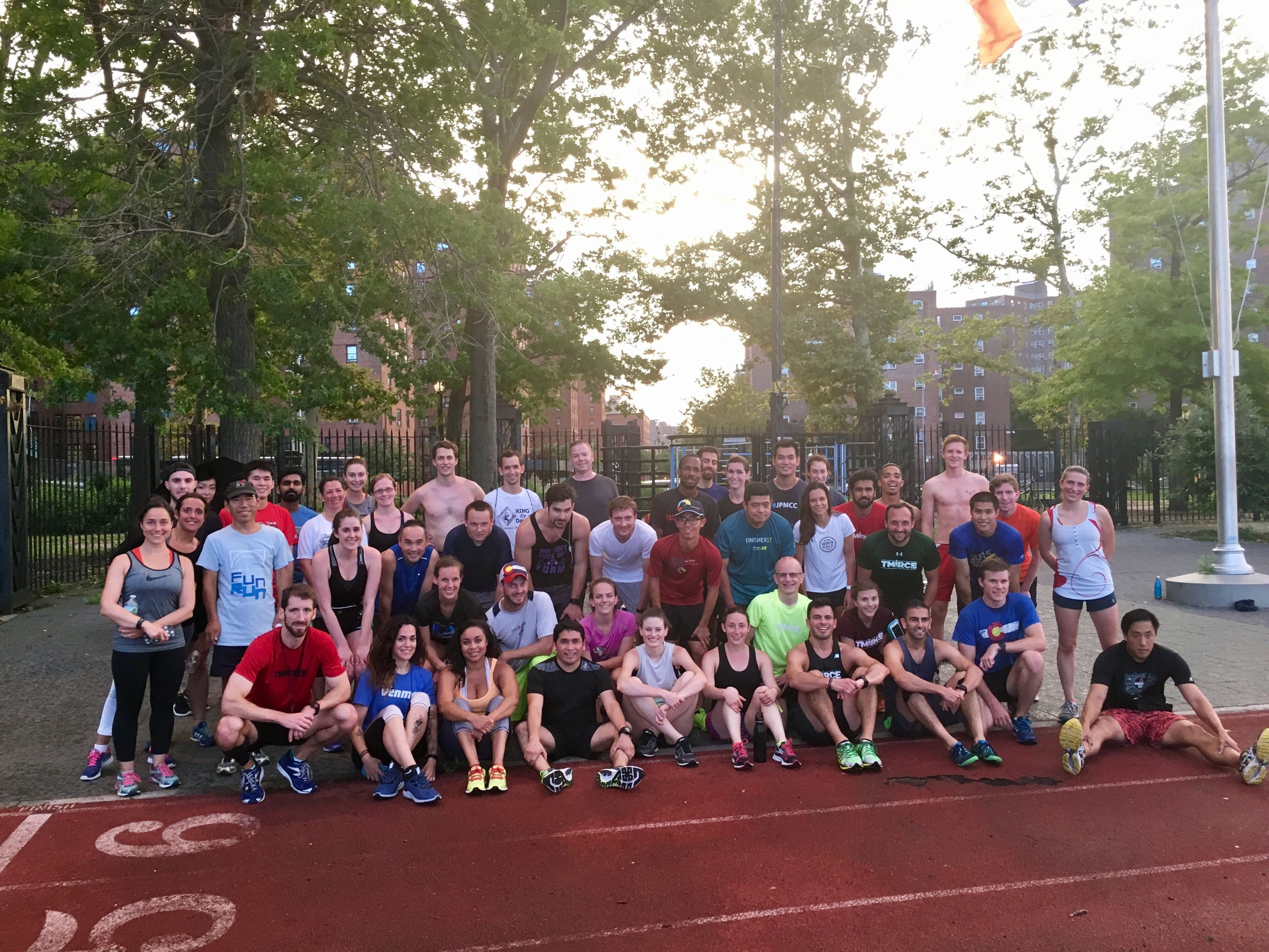The Most Informal Running Club Ever (TMIRCE):NYC