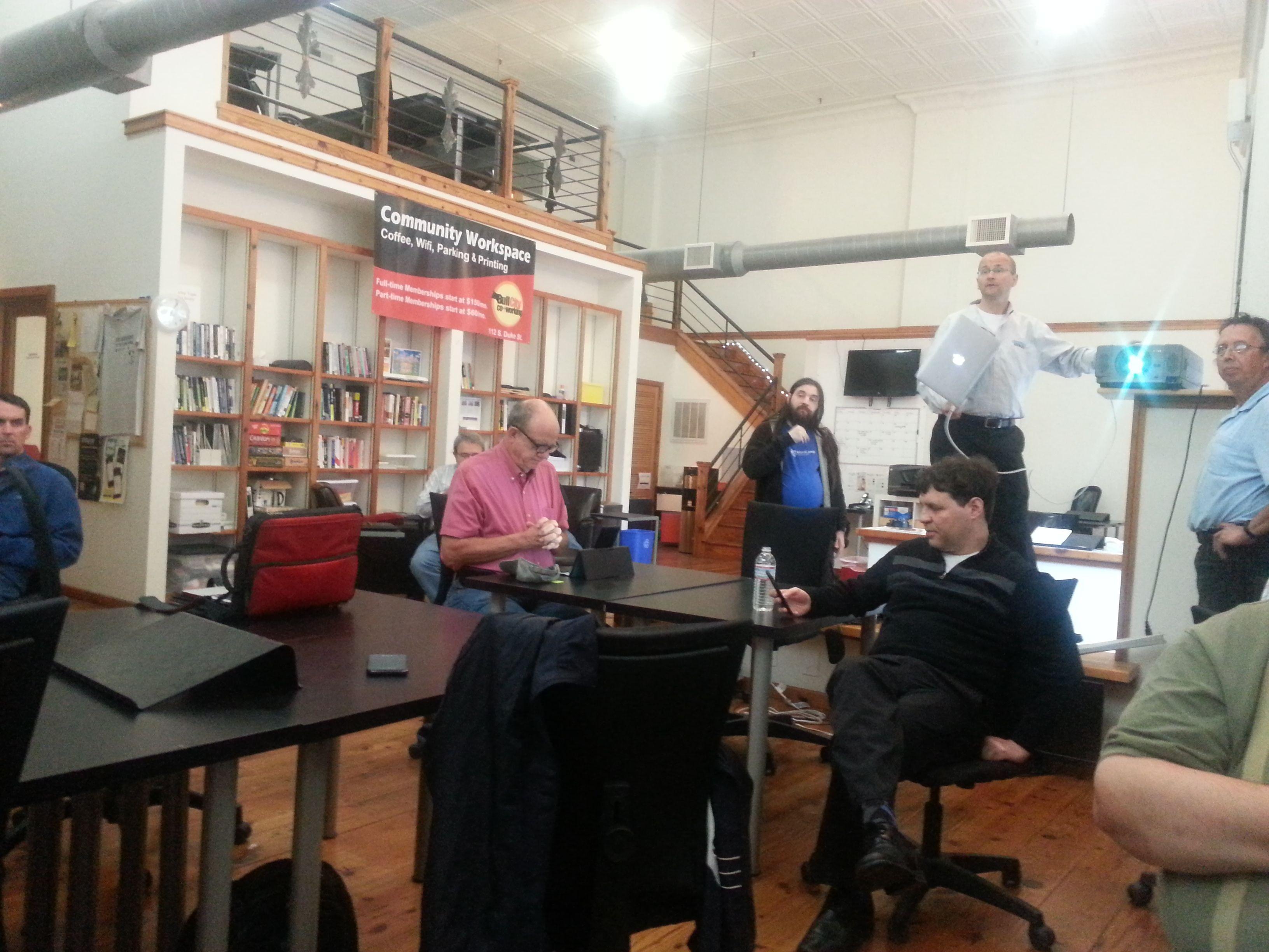 Raleigh-Durham RTP WordPress Meetup Group