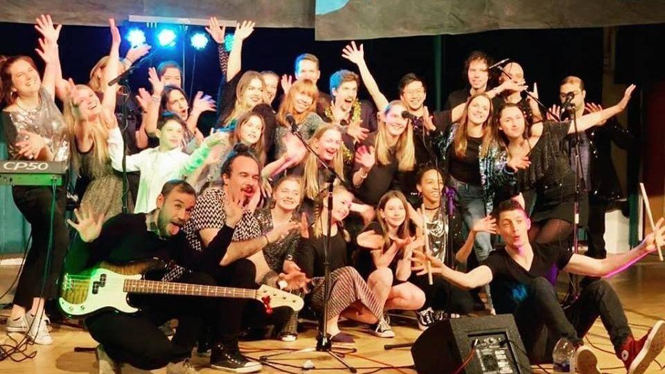 London Community Pop Choir Meet up