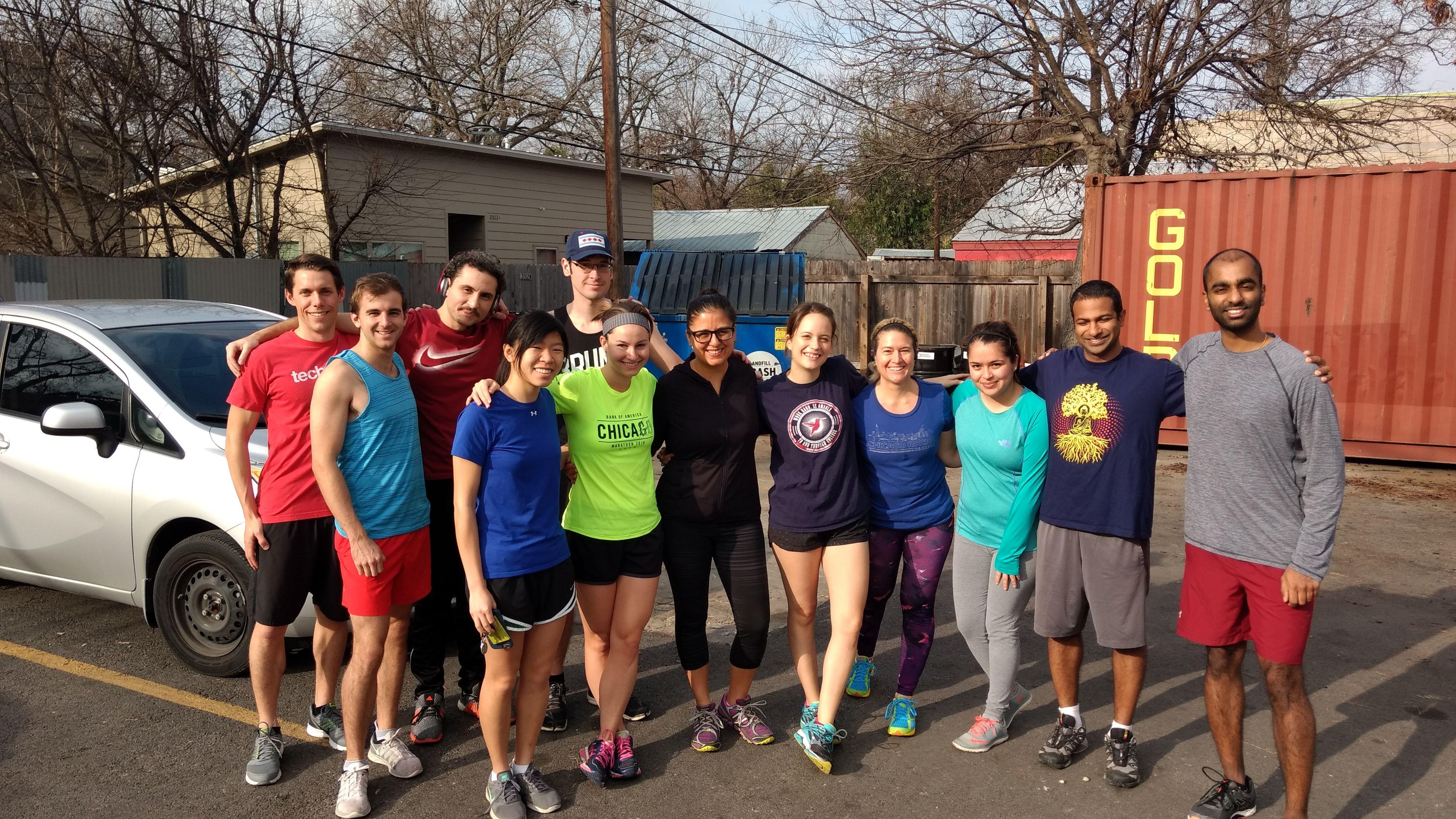 Austin Informal Running Club: Home of TMIRCE:ATX
