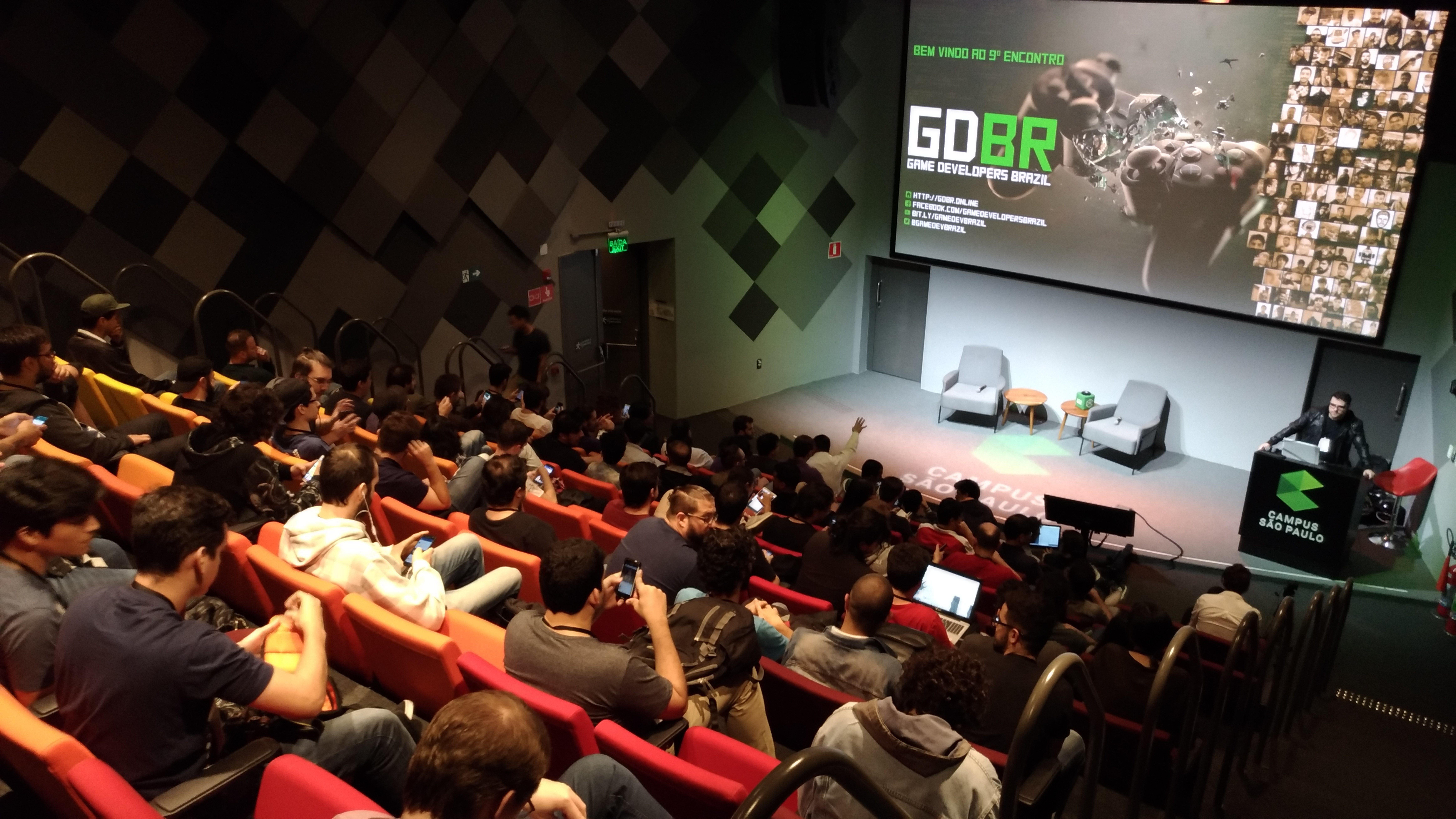 GDBR - Game Developers Brazil