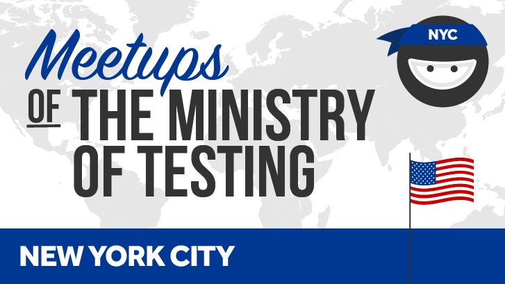 Ministry of Testing New York City