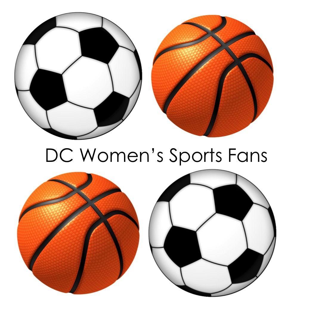 DC Women's Sports fans
