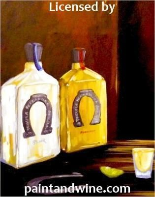 "event in Tulsa: Paint ""Tequila!"" with us Saturday night! Register at tulsapaintsip.com"