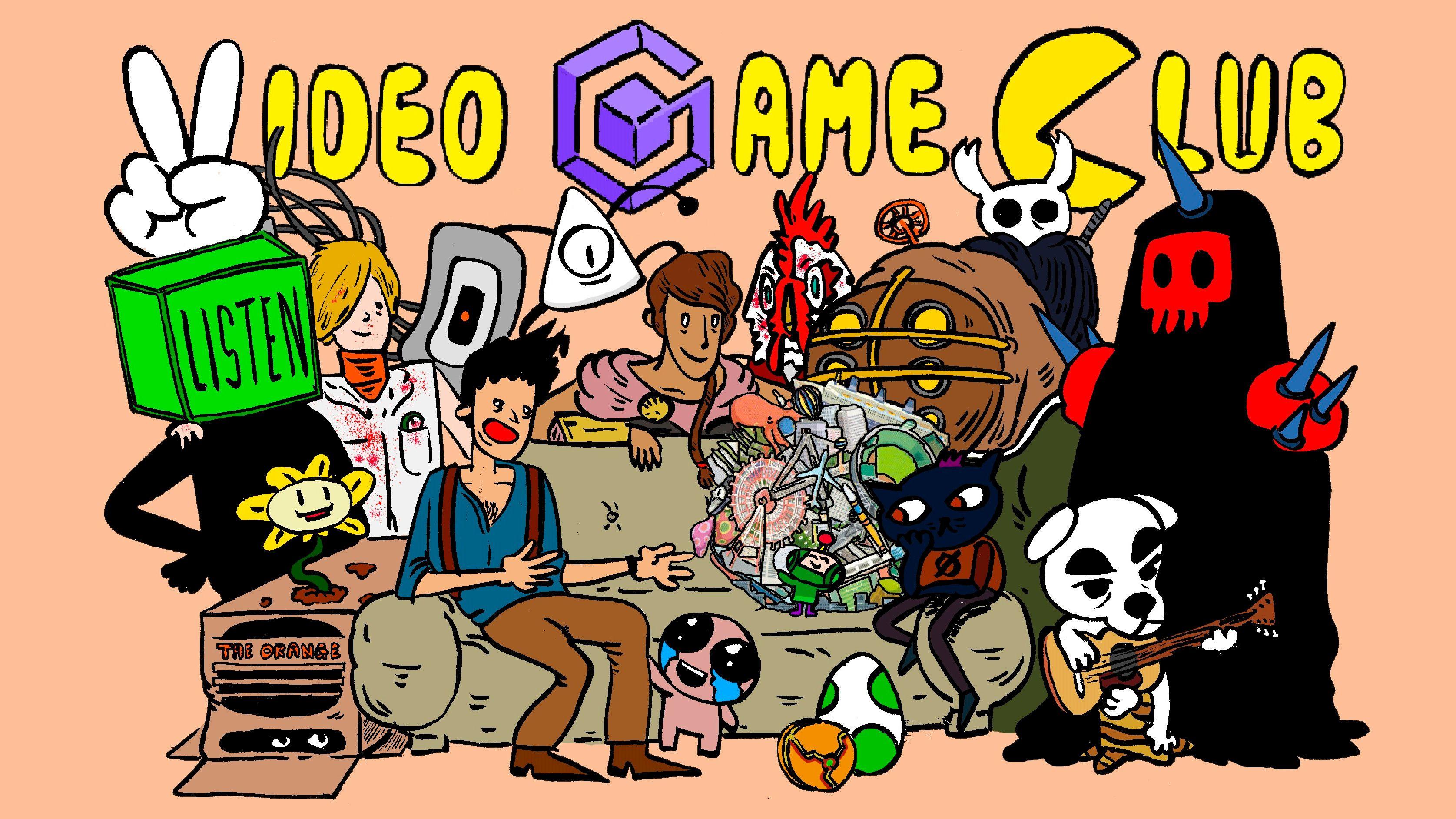 Video Game Club