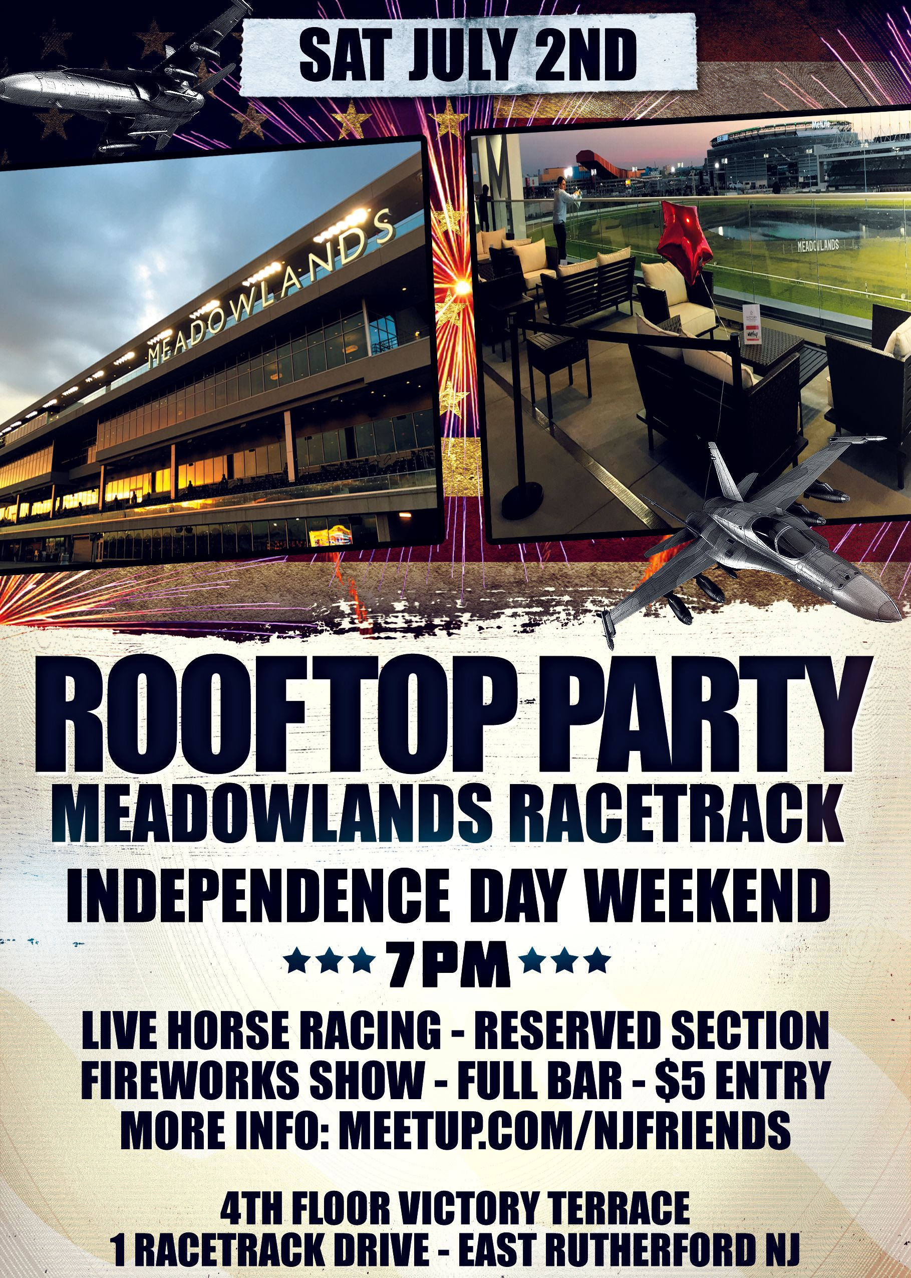 meadowlands latin singles $10 for one ticket for single-day general admission (up to $2209 value) $18 for two tickets for single-day general admission (up to $4418 value) click to view the schedule.