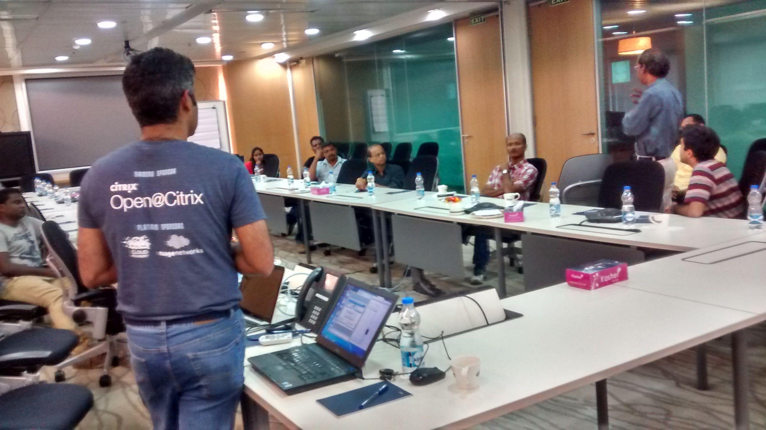 Hybrid and Multi-Cloud Meetup
