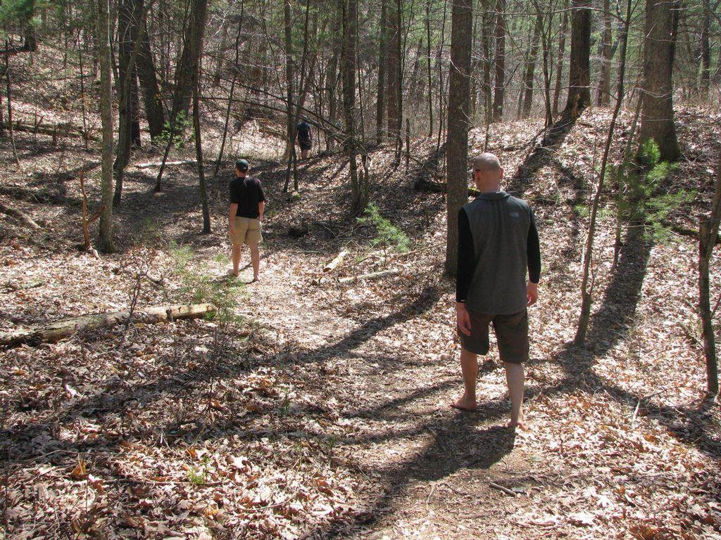 Eastern Mass Barefoot Hikers